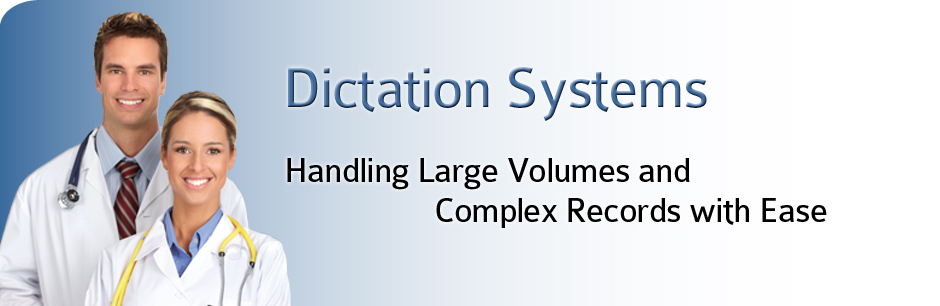 Dictation Systems